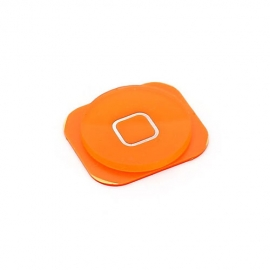 iPhone 5 Home Button Knopf - Orange