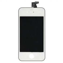 iPhone 4S Retina LCD und Digitizer Front - Weiss