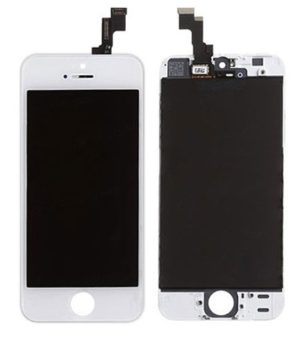 iPhone 5S Ersatzdisplay Weiss (Display)