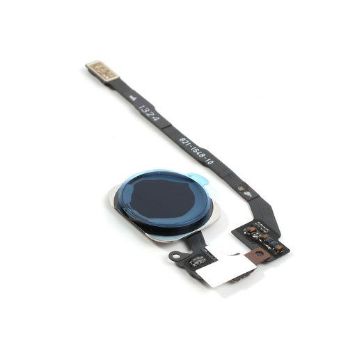 iPhone 5S Home Button Flexkabel + Touch ID Home Button - Schwarz