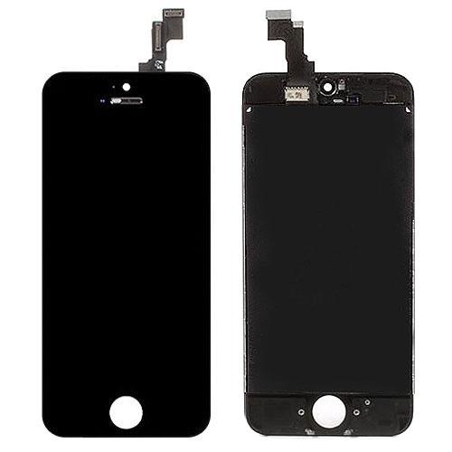 iPhone 5C Ersatzdisplay Schwarz (Display)