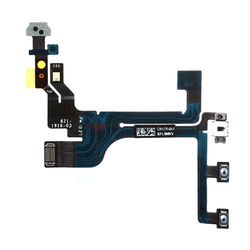 iPhone 5C Power Flex - Lautstärke / On-Off / Mute
