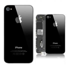 iPhone 4S Backcover / Rückseite - Schwarz