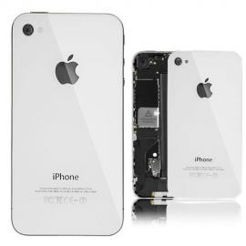 iPhone 4S Backcover / Rückseite - Weiss