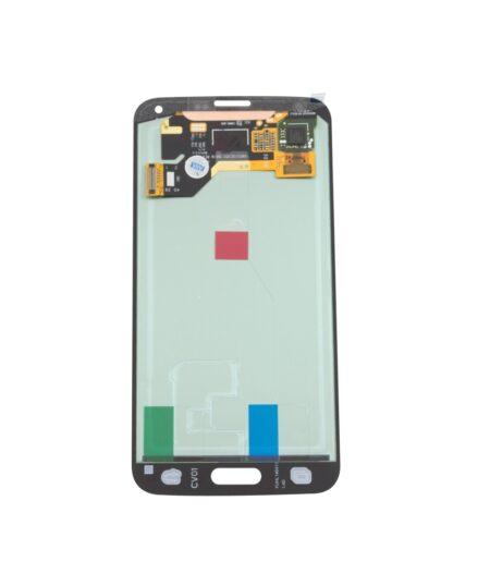 Samsung Galaxy S5 LCD & Touch-Screen-Ersatz - Electric Blue