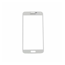 Samsung Galaxy S5 Ersatz-Bildschirm Glaslinse - Weiss