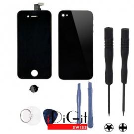 iPhone 4 Umbauset mit Tool Kit - Schwarz