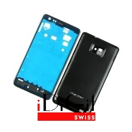 Samsung i9100 Galaxy S2 Voll Housing Black